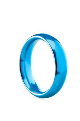 Blue Cockring 45 mm