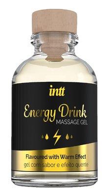 Massage Gel Energy Drink 30ml
