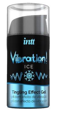 Gleitgel Liquid Vibration Ice 15ml