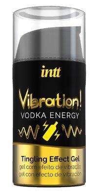 Gleitgel Liquid Vibration Vodka 15ml