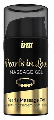 Gleitgel Pearls In Love Gel 15ml (mit Perlenkette)