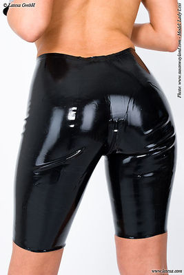 Latex-Radlershorts Latexa 1102Z
