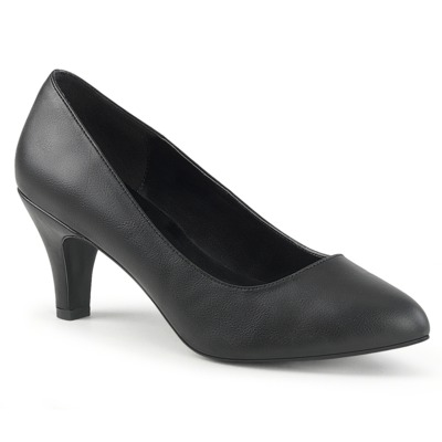 Low Heel Pumps DIVINE-420 schwarz