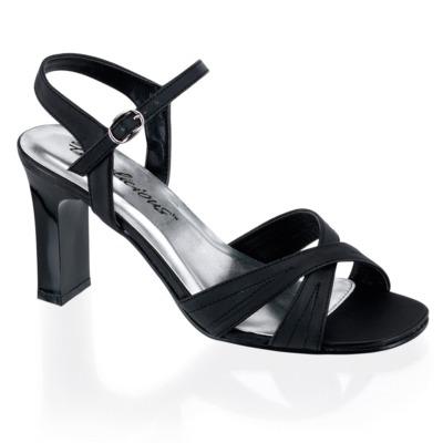 Sandaletten High Heels mit Knöchelriemen ROMANCE-313