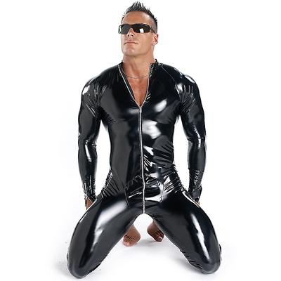 Lack-Suit für Ihn