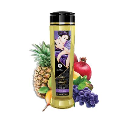 Massage Öl Libido (Exotic Fruits) 240ml