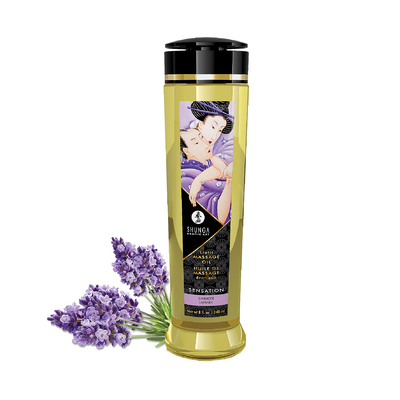 Massage Öl Sensation (Lavender) 240ml