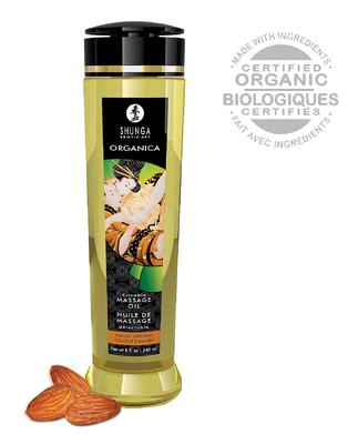 Massage Öl Organica Almond Sweetness 240ml