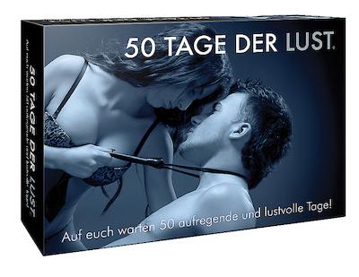 Erotikspiel '50 Tage der Lust'