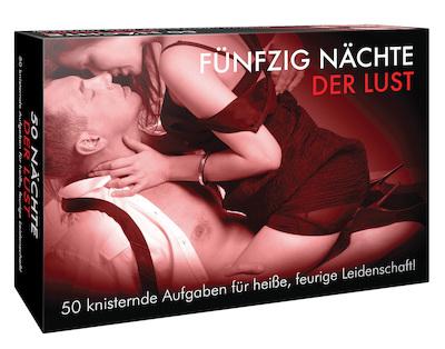Erotikspiel '50 Nächte der Lust'