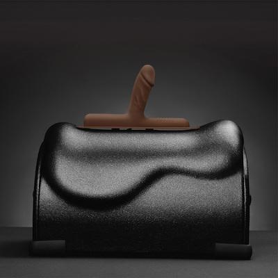 Bronco Silikon Aufsatz Chocolate für THE COWGIRL