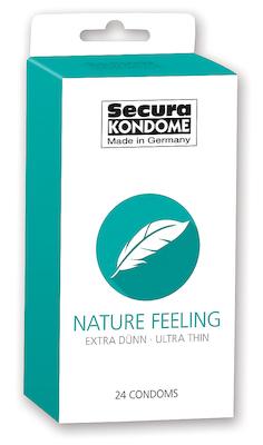 Nature Feeling 24 Stück