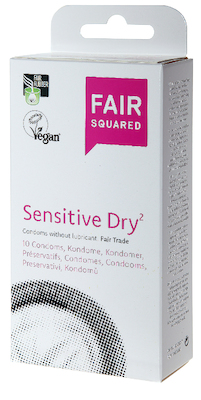 Sensitive² Dry 10 Stück