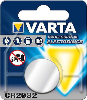 Varta 6032 CR 2032 Electronic