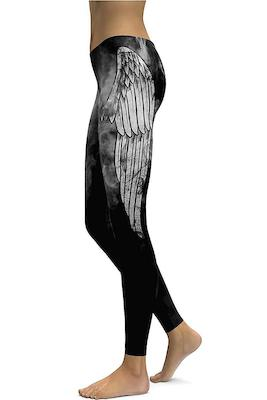 Flügel Leggings