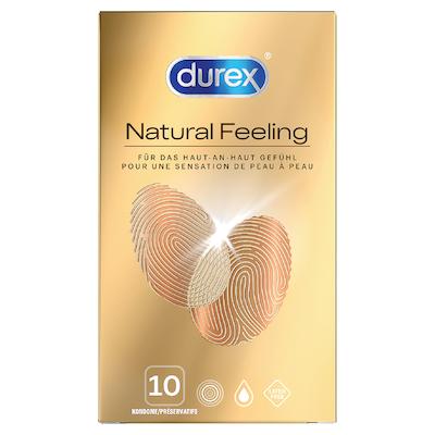 Latexfreie Kondome Natural Feeling 10 Stück