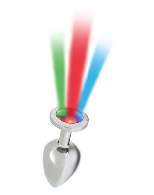 Butt Plug mit LED Licht