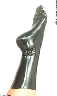 Latexsocken Latexa 1163