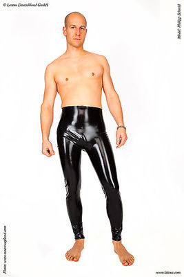 Latexleggings Latexa 1192