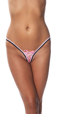 Mini-Slip rosa