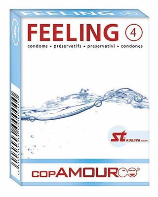 copAMOUR Feeling 4 Stk.