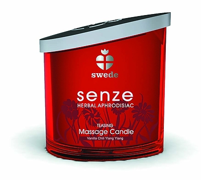 SENZE Massage Candle Teasing 150ml