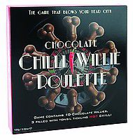 Chocolate Chilli Willie Roulette