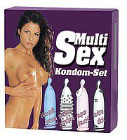 SECURA Multi-Sex-Condom-Set 24 St.