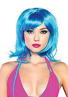 Sassy Shag Wig With Adjustable Elastic Strap