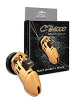 Male Chastity CB-6000 gold