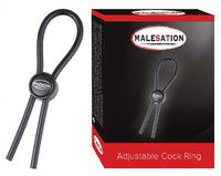 MALESATION Adjustable Cock Ring