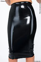 Rock, Röcke Latexrock, Latex-Rock, Rock, Latex