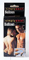 Simply Anal Balloon mit Pumpe