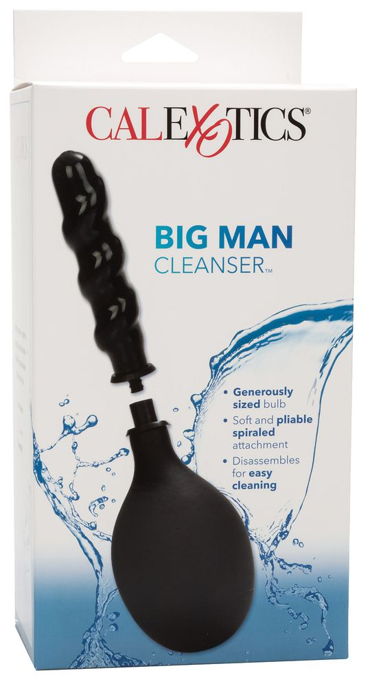 CalEx Big Man Cleanser aus Sextoys-Analtoys-Analduschen
