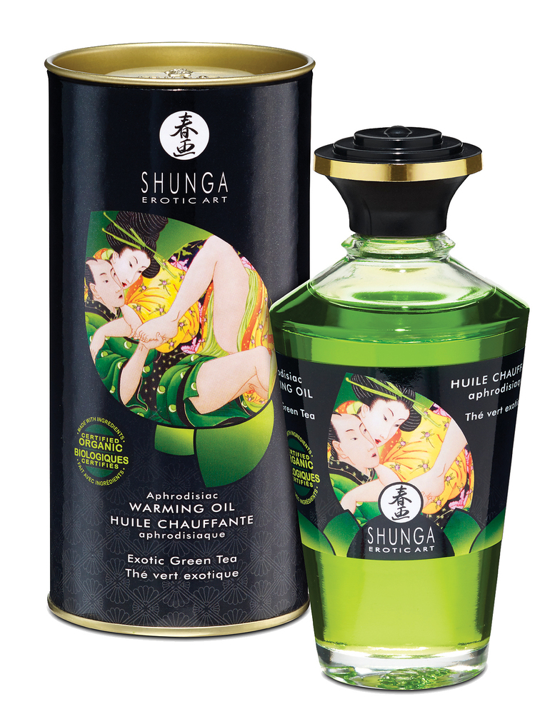 SHUNGA Intimate Kisses Öl 100ml