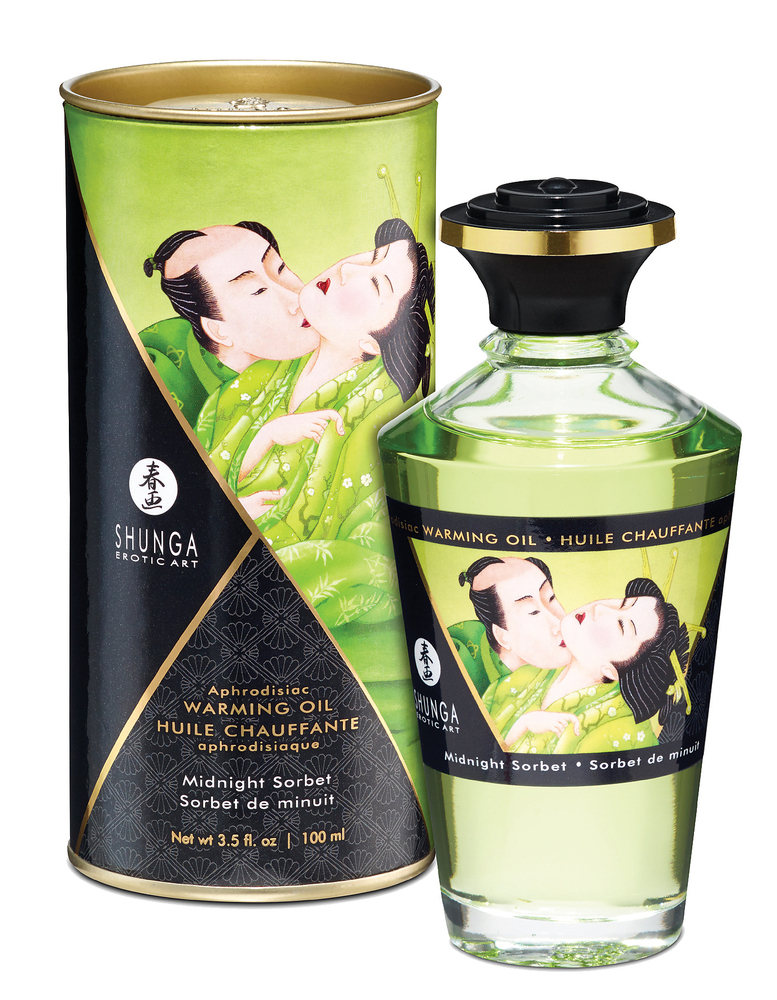 SHUNGA Intimate Kisses Öl 100ml aus Gleitmittel & Co-Massage Öle