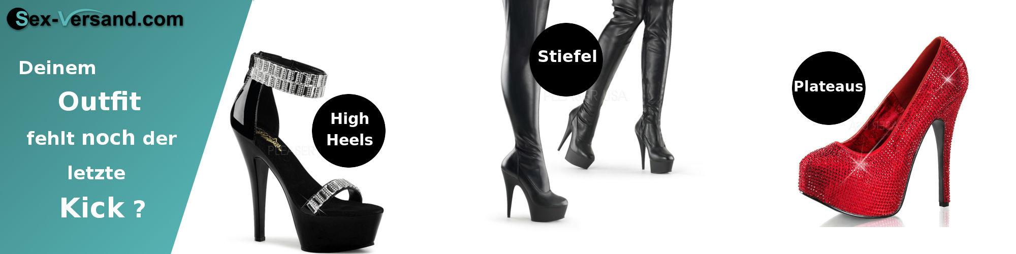 Pleaser High Heels & Pumps online kaufen